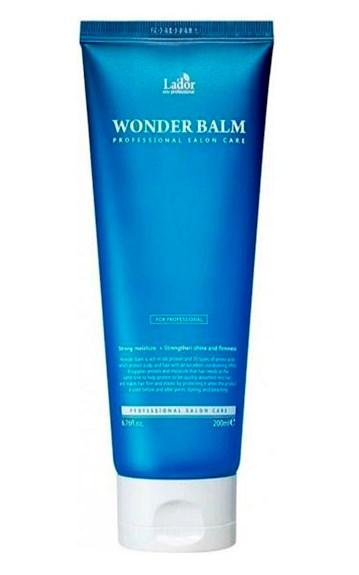 Бальзам кератиновый для ломких волос LA'DOR Wonder balm 200 мл: фото