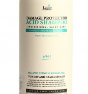 Шампунь для волос с аргановым маслом La'dor Damage Protector Acid Shampoo 530мл
