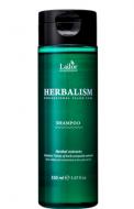 Успокаивающий шампунь против выпадения волос HERBALISM SHAMPOO 150мл