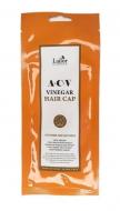Маска-шапочка для волос с яблочным уксусом La'dor ACV VINEGAR HAIR CAP 30г