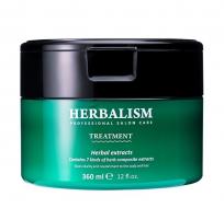 Маска для волос с травами Lador HERBALISM TREATMENT 360мл
